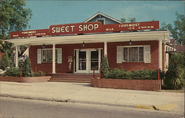 Sweet Shop Tallahassee Florida
