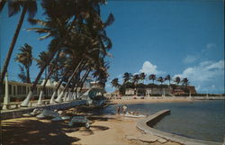 Escambron Beach Club Postcard