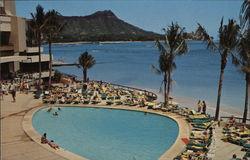 Sheraton-Waikiki Hotel