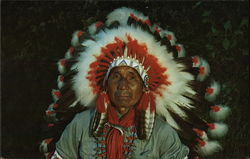 Daniel Hornbuckle, Cherokee Indian