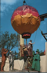 Balloon Ride, Land of Oz