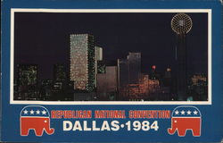 Republican National Convention Dallas 1984