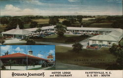 Howard Johnson's Motor Lodge & Restaurant