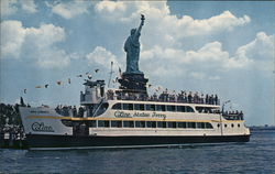 "State of Liberty Ferry - ""Miss Liberty"""