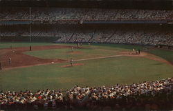 Polo Grounds Postcard