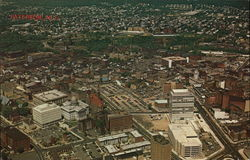 Aerial View of Downtown