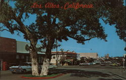 View of Los Altos