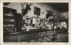 Sargent's Buckhorn Bar