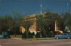 Graham County Court House