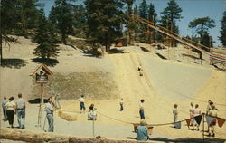 Mt. Baldy Summer Ski School