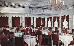 The French Room, Ambassador Hotel