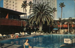 Hollywood Roosevelt Hotel Postcard