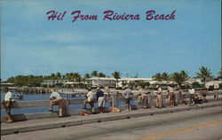 Hi! From Riviera Beach