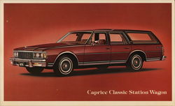 Caprice Classic Station Wagon