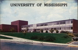 University of Mississippi - Meek Hall