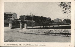 Fort Williams, Main Entrance