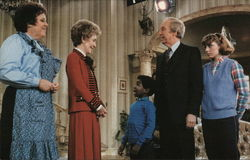 Nancy Reagan on Diff'rent Strokes