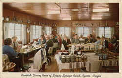 Riverside Dining Room of Singing Springs Ranch