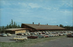 Canyon Lodge Administration Building and Main Lodge