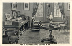 Parlor, Orchard House