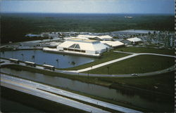 Kennedy Space Center Postcard