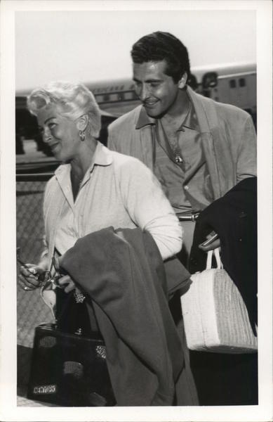 Lana Turner and Johnny Stompanato Actresses