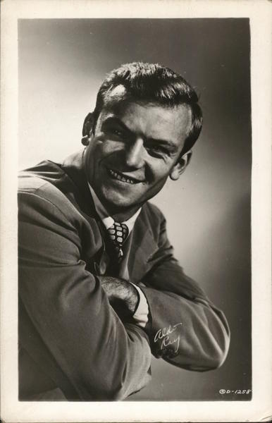 Aldo Ray Actors
