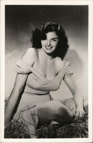 Jane Russell Actresses
