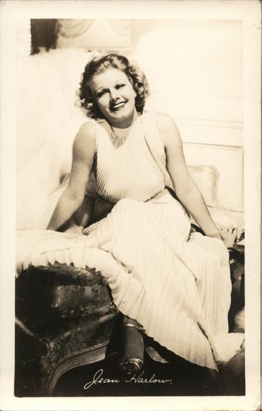 Jean Harlow Actresses