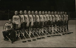 New York Americans Ice Hockey Team