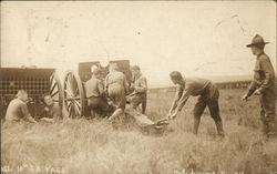 10th F.A. Yale Artillery