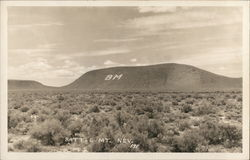 Battle Mountain, 1957