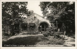 Chanticleer Lodge, Lookout Mountain