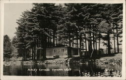 Ridley Cottage, Tacoma Lake