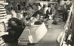 Maine Lobster Fisherman's Workshop, Bass Harbor