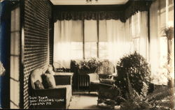 Odd Fellows Home - Sun Room