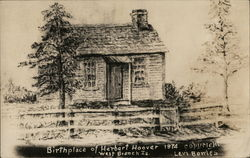 Birthplace of Herbert Hoover