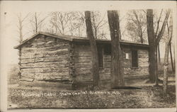 Roosevelt Cabin, State Capital