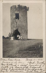 "Tower, ""Ruins of the War"""