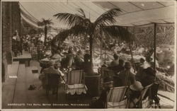 Royal Baths Orchestra Postcard