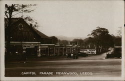 Capitol Parade, Meanwood