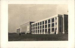 Large Military Building