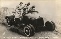 A Thrill Ride - Dune Buggy, Dune Scooter