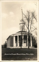 Alma College - Dunning Chapel