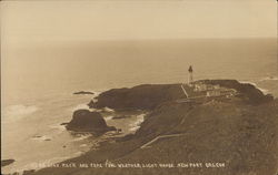 Lion Rock and Cape Foul Weather Light House