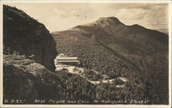 Nose House and Chin, Mt. Mansfield