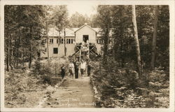 Dining Hall, Camp-of-the-Woods