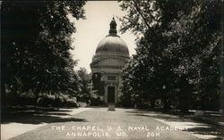 The Chapel, U.S. Naval Academy