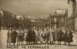 Pallace of Versailles