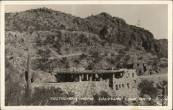 Custodians Home, Colossal Cave